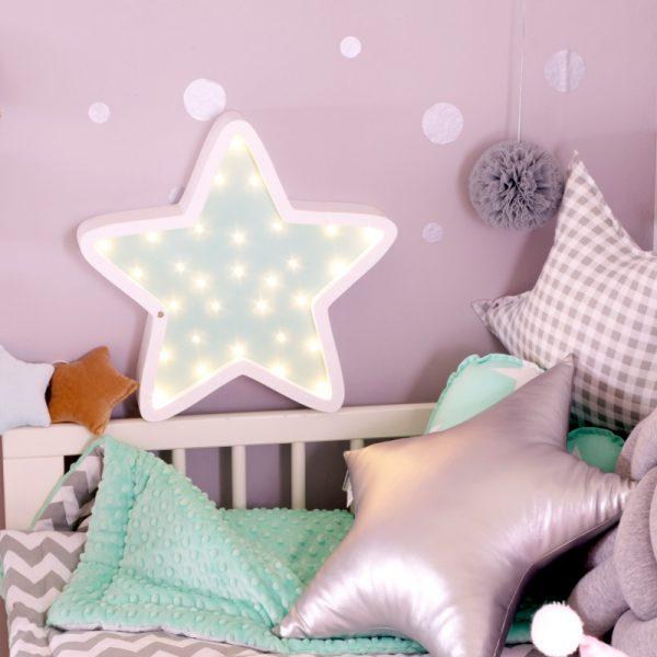 starfish led lamp